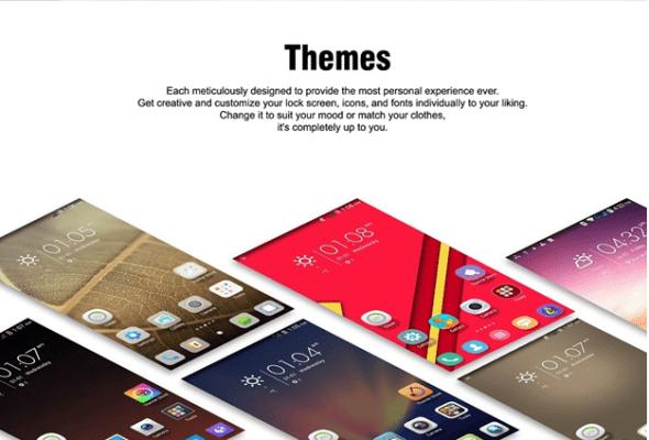 X-Tigi themes