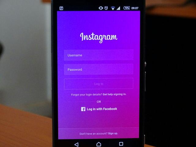 instagram multiple account switching