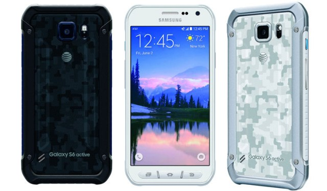 The Galaxy S6 Active