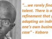 Node Africa Kaboro Quote