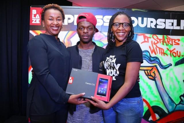 Safaricom_Blaze_Sylvia_Mulinge