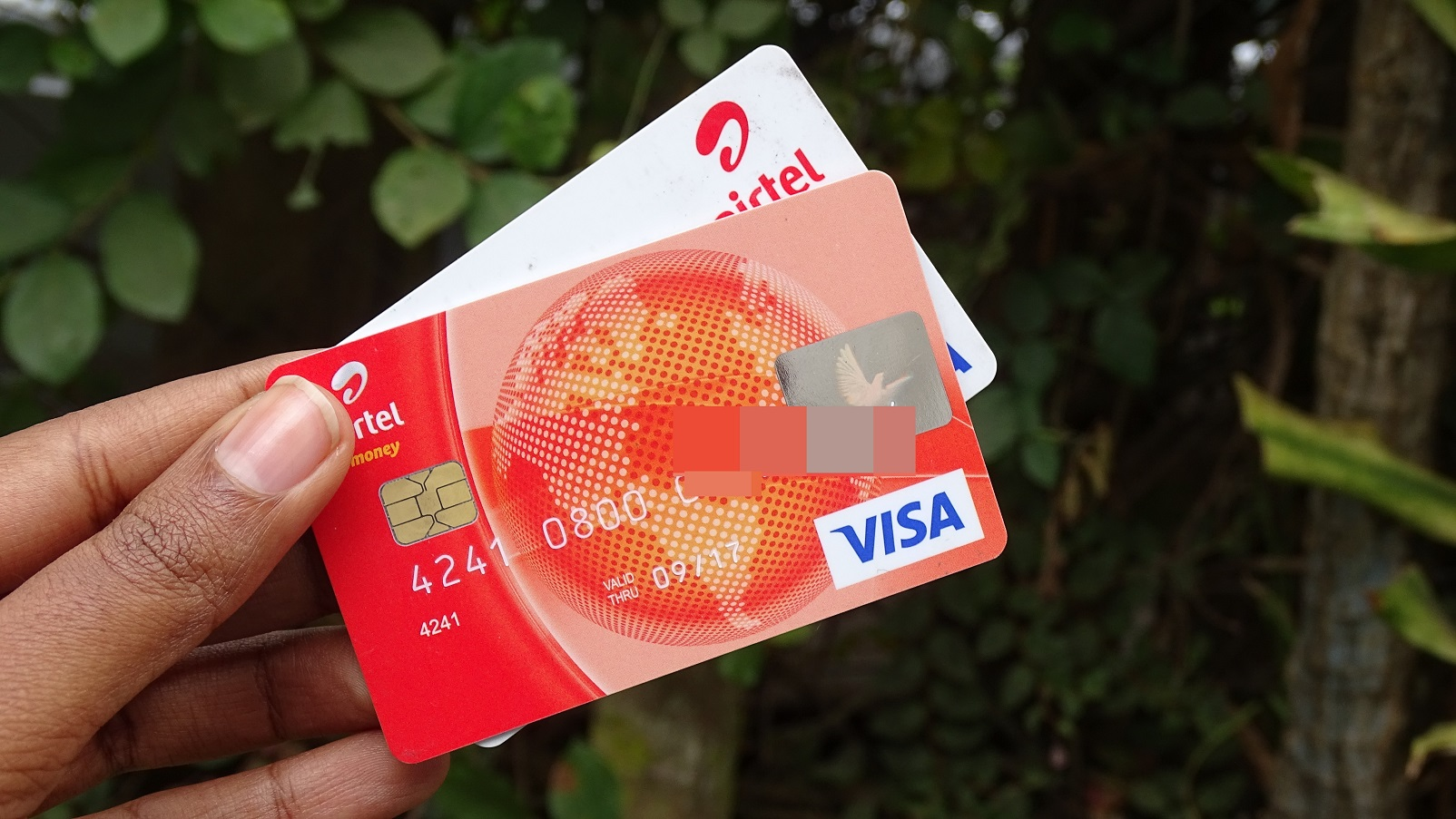 airtel money card comes back to life in kenya with emphasis on online payments - Visa Money Card