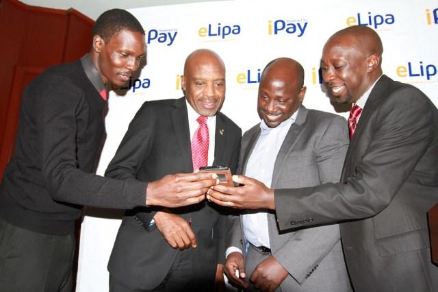 eLipa Team with ICT PS Sammy Itemeere