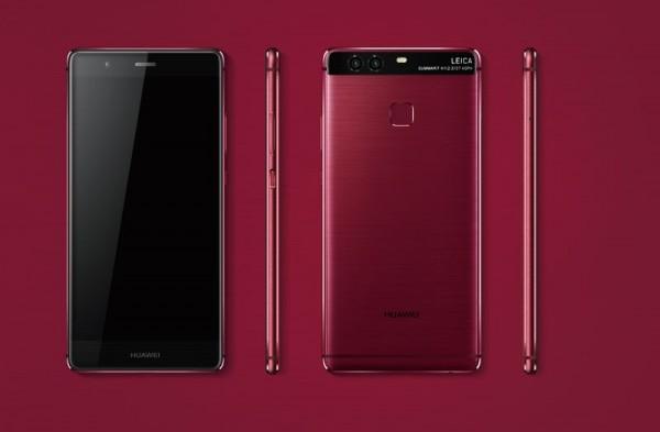 Huawei_P9_red