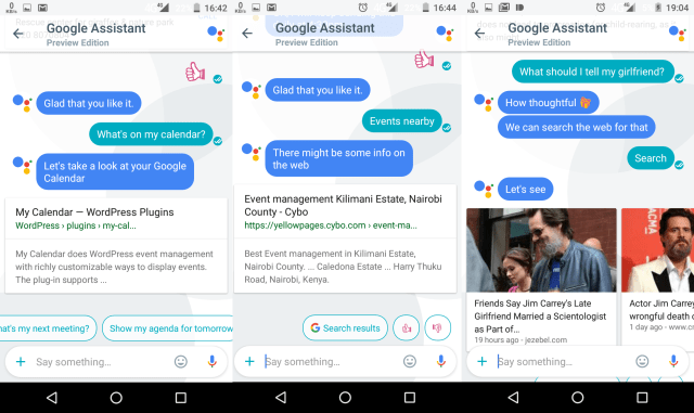 Allo does get some things wrong still, it's not perfect