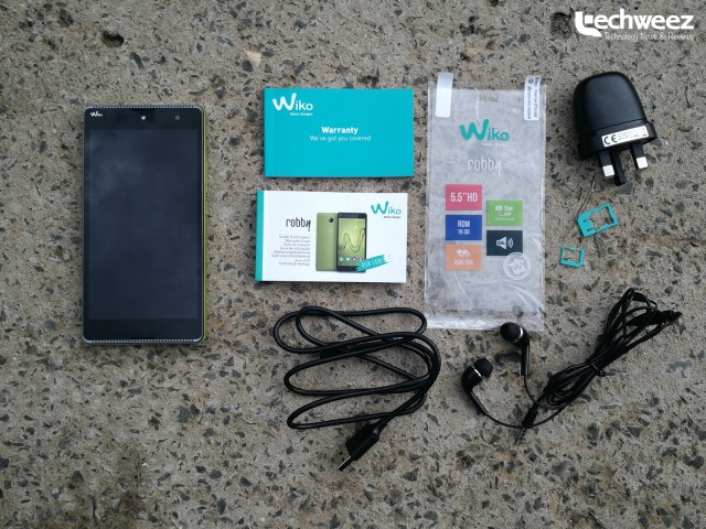 wiko_robby_unboxing