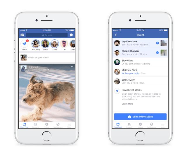 facebook stories official