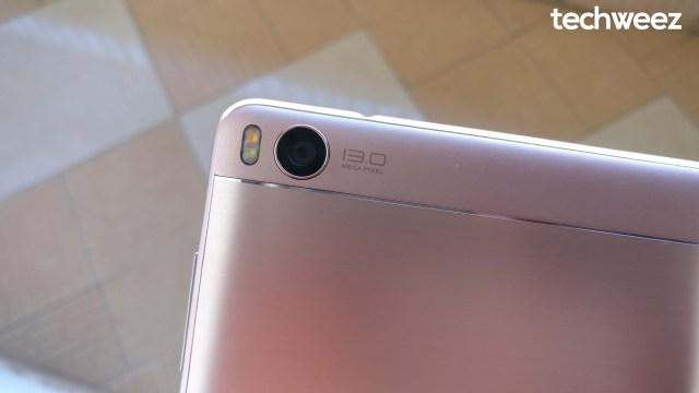 PhonePad 3 Camera