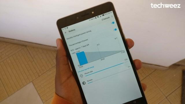PhonePad 3 Battery