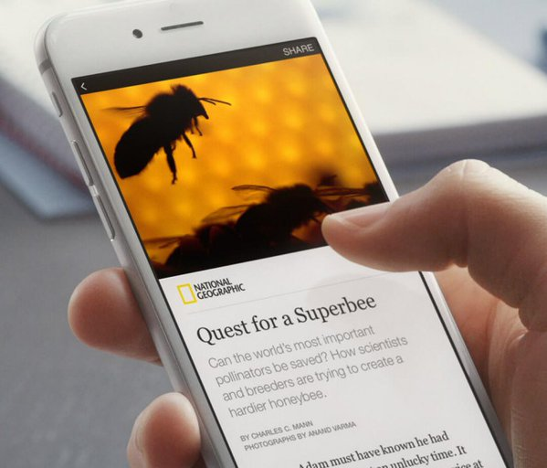 Facebook Instant Articles Will Support Google's Accelerated