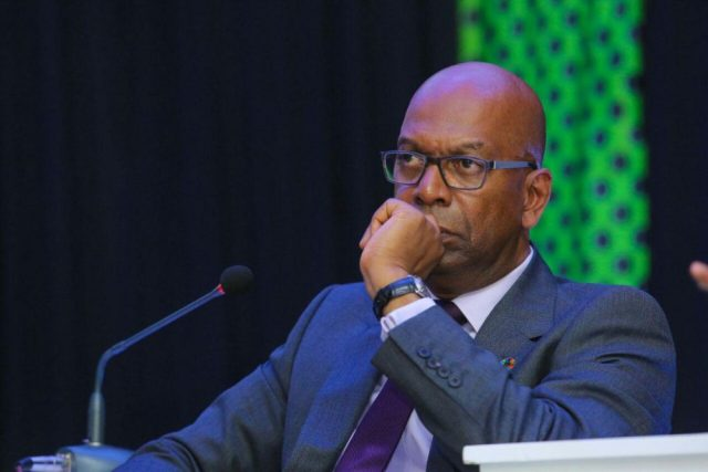 safaricom ceo bob collymore medical leave