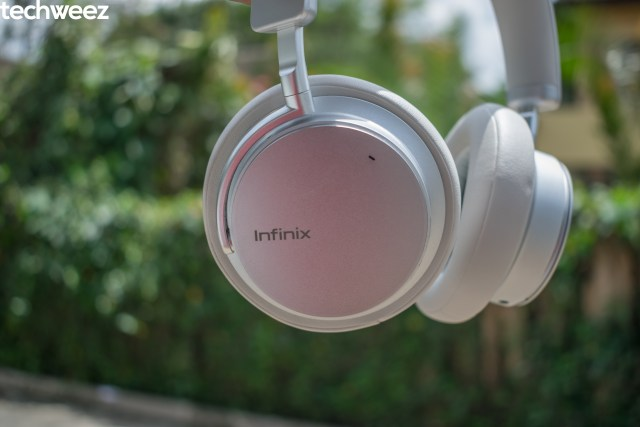 Infinix Quiet X Headphones
