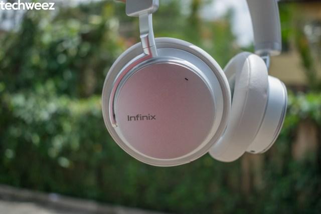 Infinix Quiet X Headphones