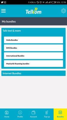 My Telkom App Talk