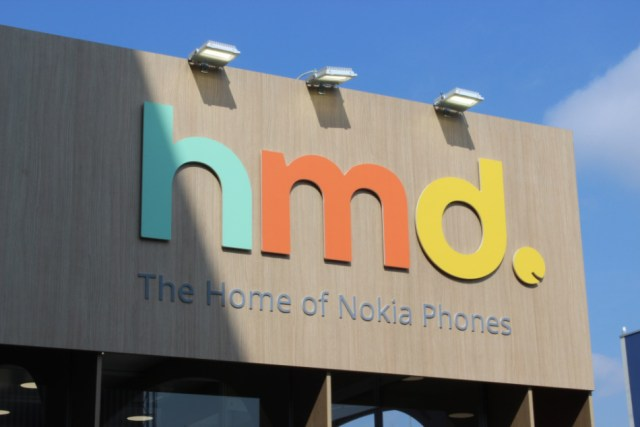 HMD Global Logo