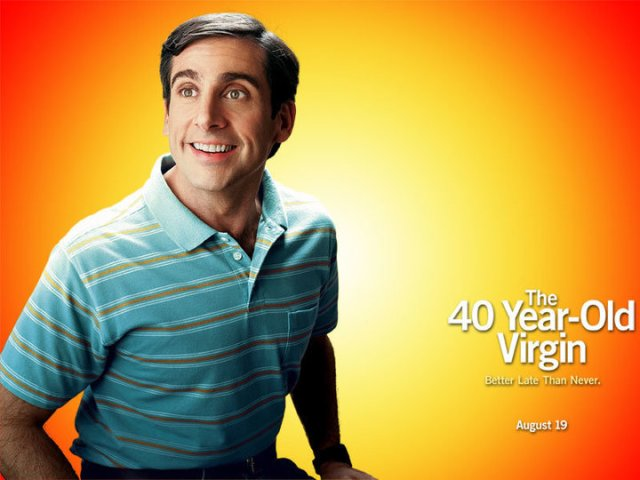 40 year old virgin