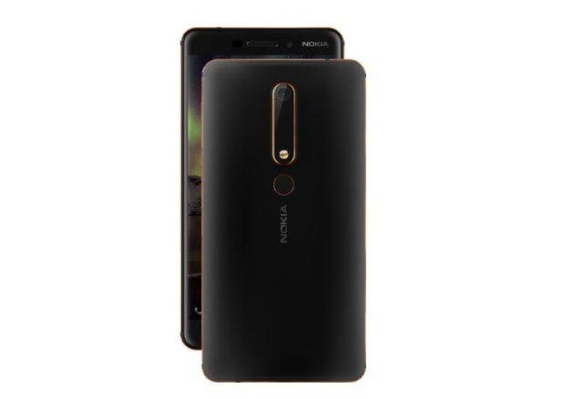 Nokia 6 (second-generation)