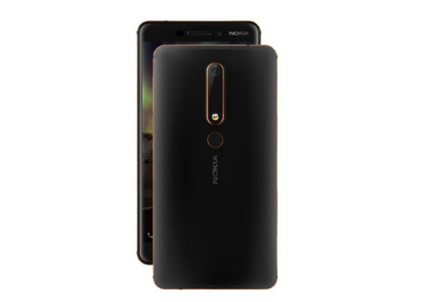 Nokia 6 (second-generation)