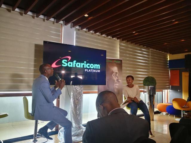 Sylvia Mulinge, Director – Consumer Business, Safaricom