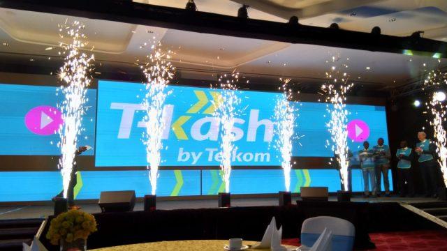 T Kash Launch