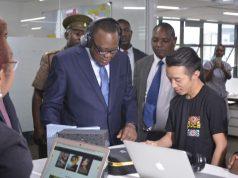 Uhuru Kenyatta, Pace Focus