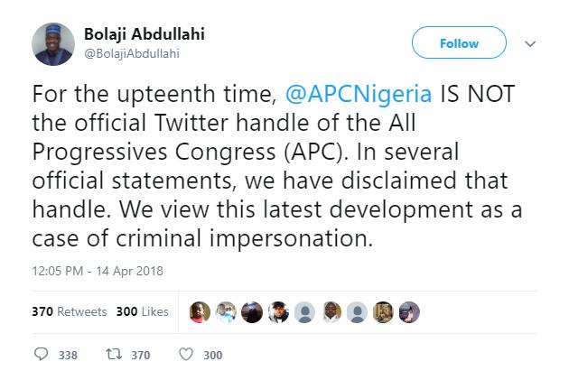 APC-Twitter Hack 4