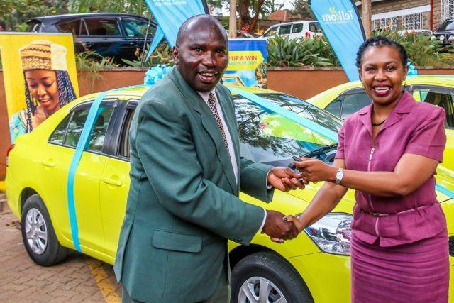 Telcom Car Handover Weekly