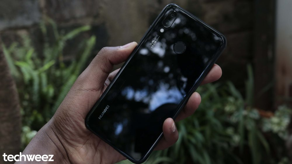 Huawei P20 Lite Full Back