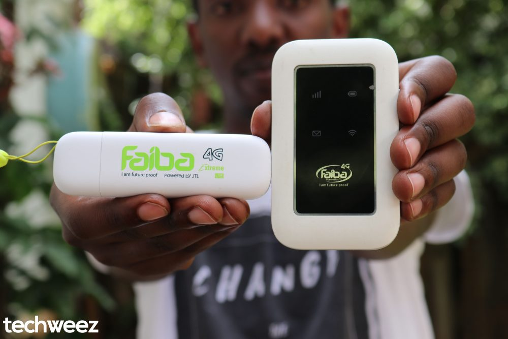 Faiba 4G MiFi vs Modem - Which One Should You Buy?