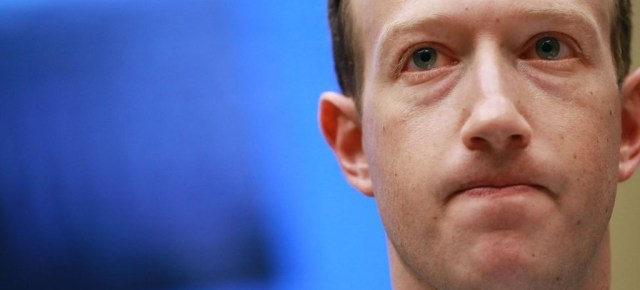 Facebook's Mark Zukerberg