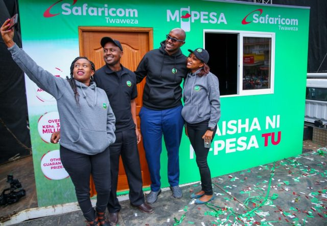 Safaricom M-Pesa Loyalty