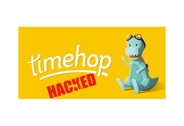 timehop hacked
