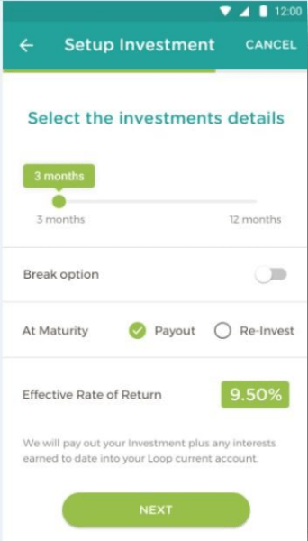 Loop Invest