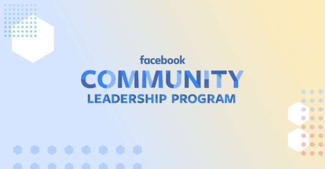 facebook community leadership program
