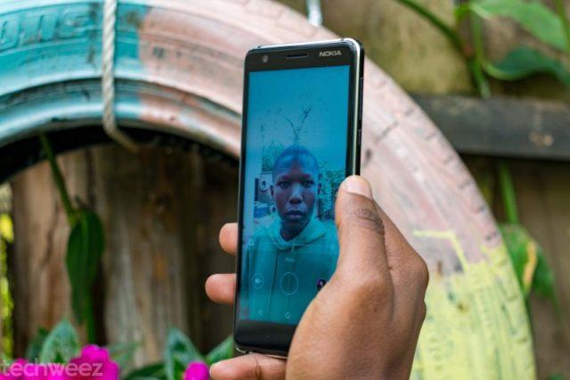 Nokia 3-1 camera