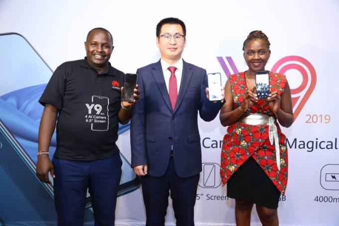 Huawei Y9 2019 launch