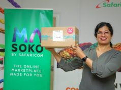 Sharon Holi - Head of Masoko