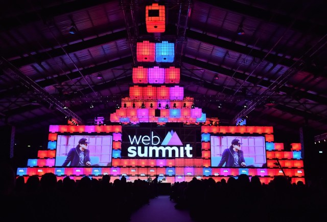 web summit Portugal