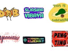 yetumoji stickers