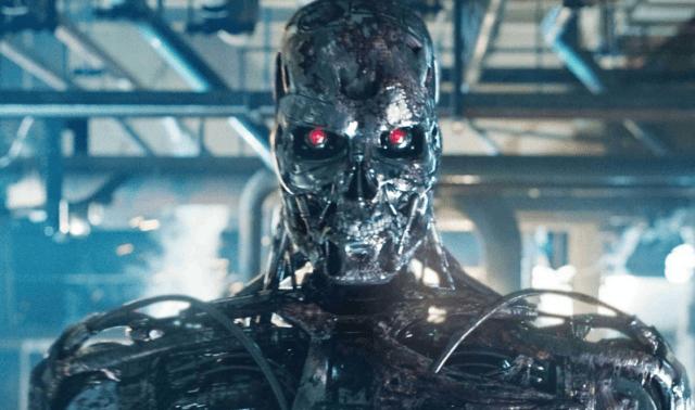 Killer AI robots