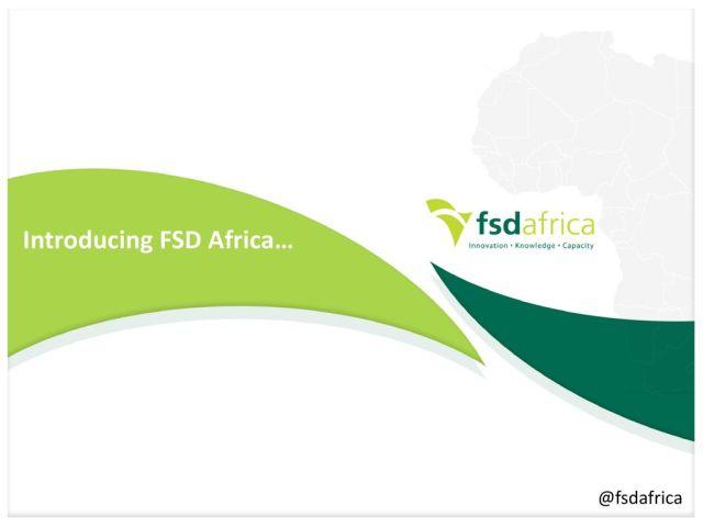 FSD Africa
