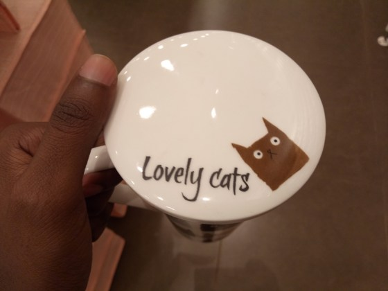 Kitty mugs shot Lava Z81