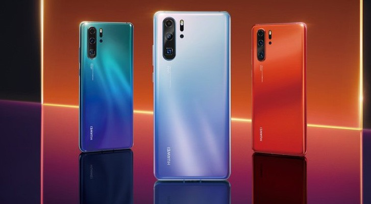 Huawei to launch P30 Lite, P30 Pro in India on April 9
