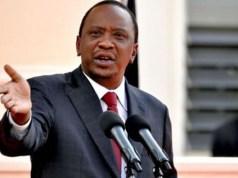 uhuru kenyatta social media pages vanish