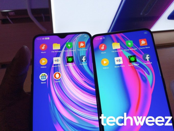 Oppo F11 and Oppo F11 Pro