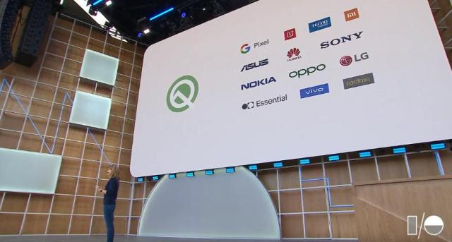 tecno android q beta