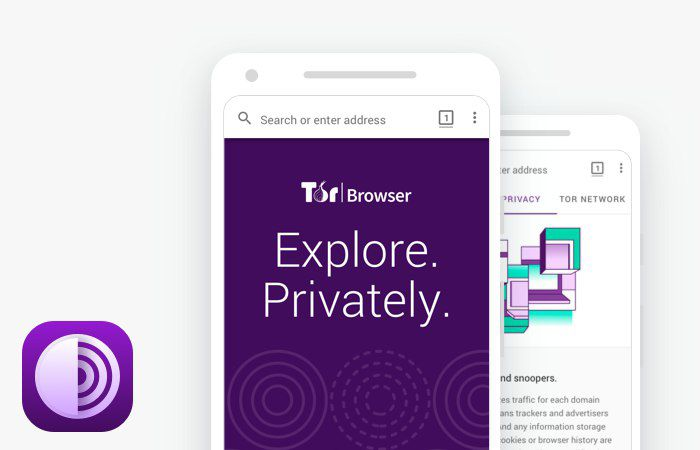 The first stable version of Tor browser released on Android