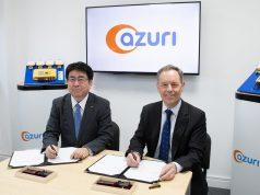 Azuri Marubeni Signing