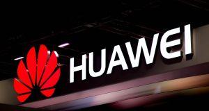 huawei revenues shipments dip