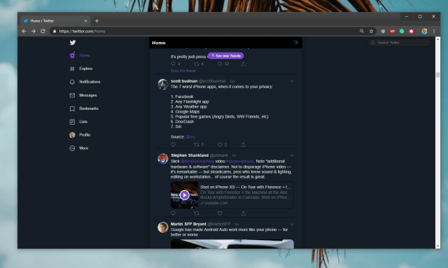 Bring Minimalism to the New Twitter Interface with These Three